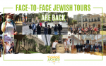 FACE TO FACE TOURS ARE BACK