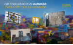 Jewish City tour in Valparaiso and Viña del Mar - Full Day from Santiago